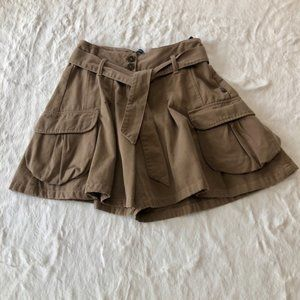NWOT Jean Bourget Girls Boutique Shorts Size 10y